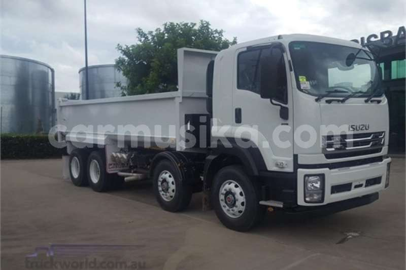 Big with watermark isuzu ftr 850 harare alexandra park 14685