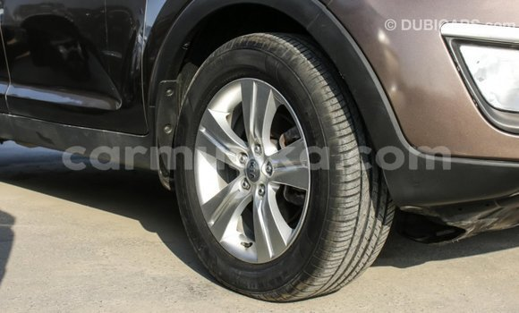 Buy Import Kia Sportage Brown Car in Import - Dubai in Harare