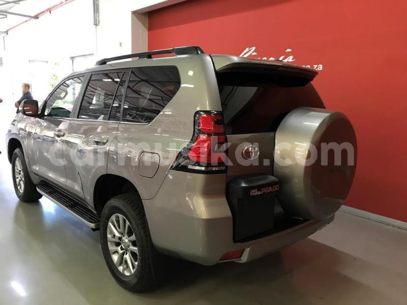 Big with watermark toyota land cruiser prado harare harare 15105