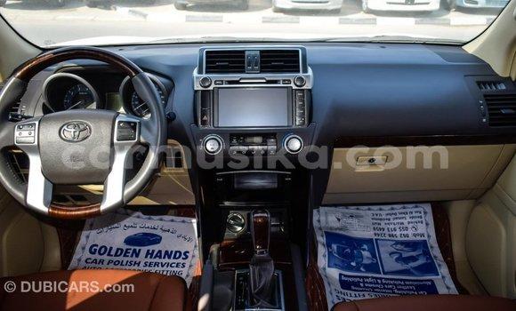 Buy Import Toyota Prado White Car in Import - Dubai in Harare