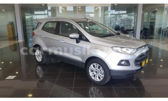 Buy Used Ford EcoSport Silver Car in Mabelreign in Harare