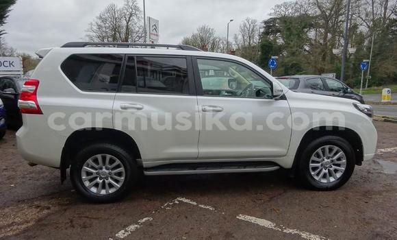 Buy Used Toyota Land Cruiser Prado Black Car in Harare in Harare