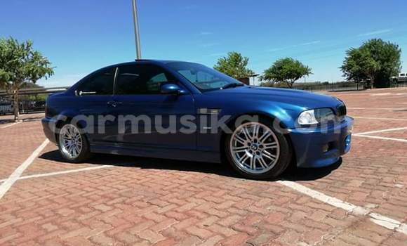 Buy Used BMW 3–Series Blue Car in Avondale in Harare