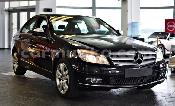 Buy Used Mercedes‒Benz C-klasse Black Car in Mutare in Manicaland