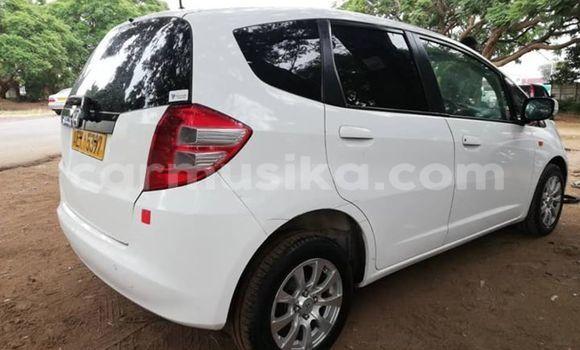 Buy Used Honda Fit White Car in Harare in Harare