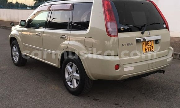 Buy Used Nissan X–Trail Beige Car in Harare in Harare