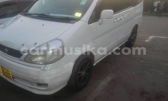 Buy Used Nissan Serena White Car in Harare in Harare