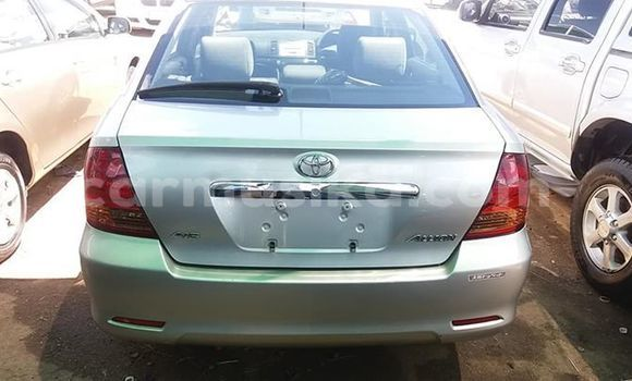 Buy Used Toyota Allion Silver Car in Harare in Harare