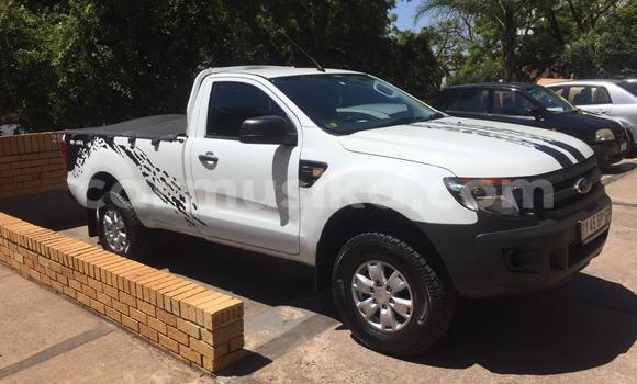 Buy Used Ford Ranger White Car in Harare in Harare