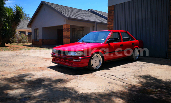 Buy Used Toyota Corolla Red Car in Victoria Falls in Matabeleland North