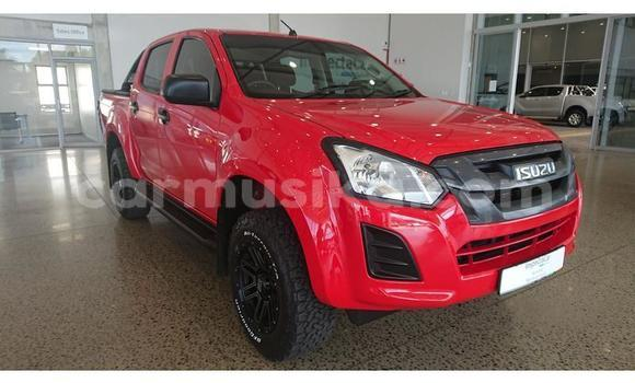 Buy Used Isuzu KB Red Car in Harare in Harare