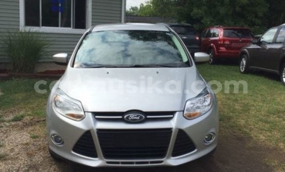 Buy Used Ford Focus Silver Car in Harare in Harare
