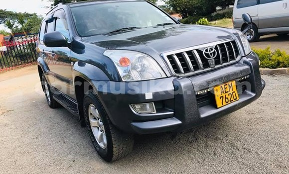 Buy Used Toyota Land Cruiser Prado Other Car in Harare in Harare