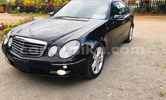 Buy Used Mercedes‒Benz E–Class Black Car in Harare in Harare
