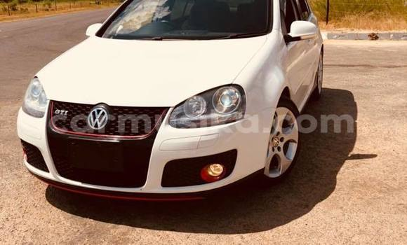 Buy Used Volkswagen Golf GTI White Car in Bulawayo in Bulawayo