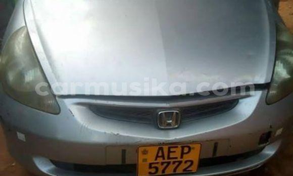 Buy Used Honda Fit Silver Car in Chegutu in Mashonaland West
