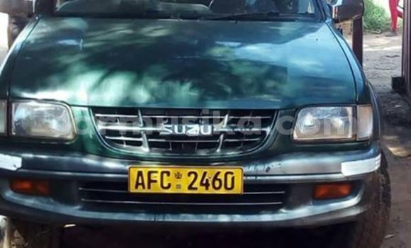 Buy Used Isuzu KB Green Car in Harare in Harare
