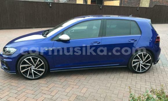 Buy Used Volkswagen Golf GTI Blue Car in Harare in Harare