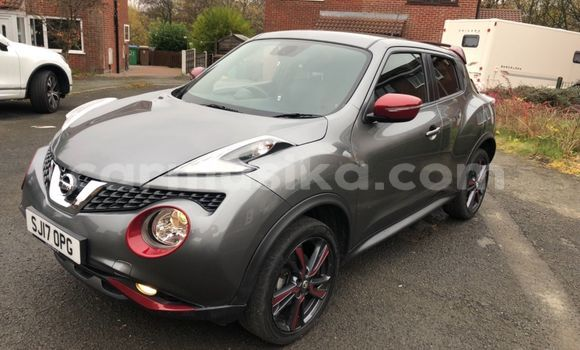 Buy Used Nissan Juke Beige Car in Harare in Harare
