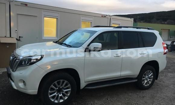 Buy Used Toyota Land Cruiser Prado White Car in Harare in Harare