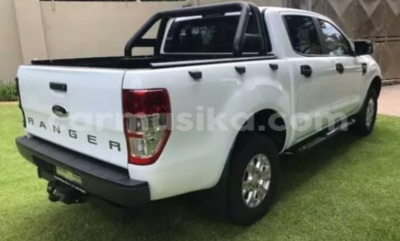 Buy Import Ford Ranger White Car in Alexandra Park in Harare
