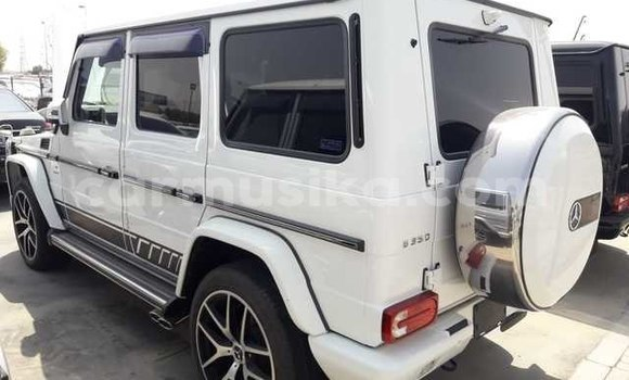 Buy Used Mercedes‒Benz GLS-klasse White Car in Harare in Harare