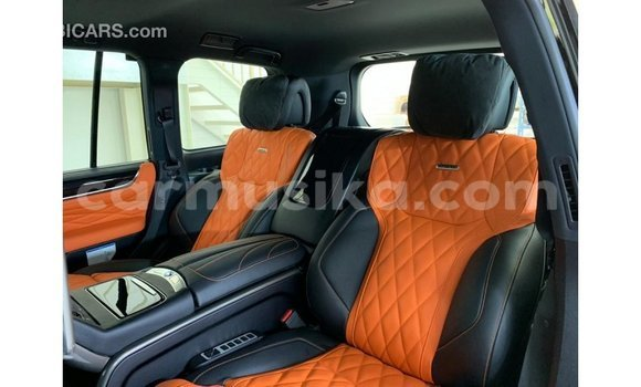 Buy Import Lexus LX Black Car in Import - Dubai in Harare
