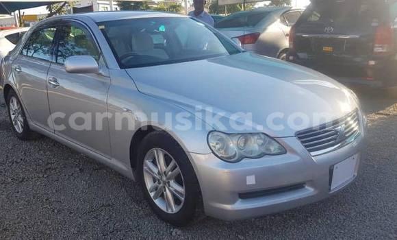 Buy Used Toyota Mark X Silver Car in Bulawayo in Bulawayo