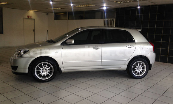 Buy Used Toyota Runx Silver Car in Bulawayo in Bulawayo