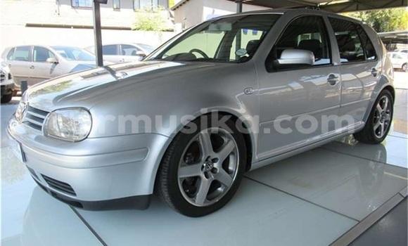 Buy Used Volkswagen Golf Silver Car in Beitbridge in Matabeleland South