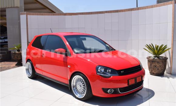 Buy Used Volkswagen Polo Red Car in Beitbridge in Matabeleland South