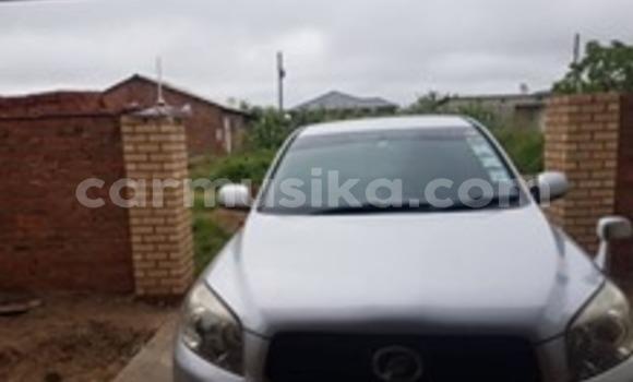 Buy Used Toyota RAV4 Silver Car in Harare in Harare