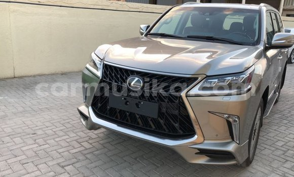 Buy Import Lexus LX Other Car in Import - Dubai in Harare