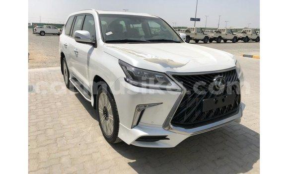 Buy Import Lexus LX White Car in Import - Dubai in Harare