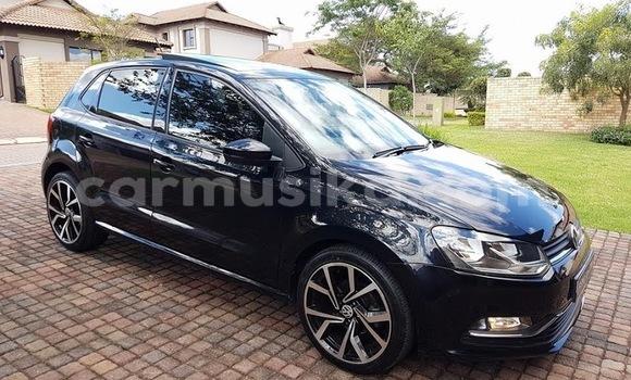 Buy Used Volkswagen Polo Black Car in Beitbridge in Matabeleland South