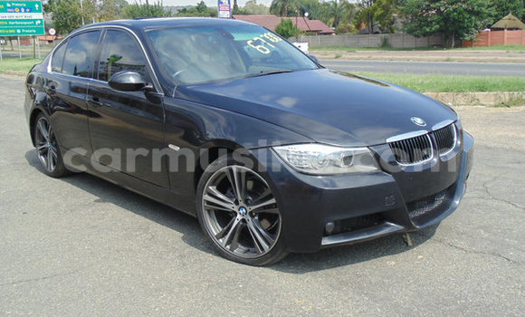 Buy Used BMW 3–Series Black Car in Beitbridge in Matabeleland South