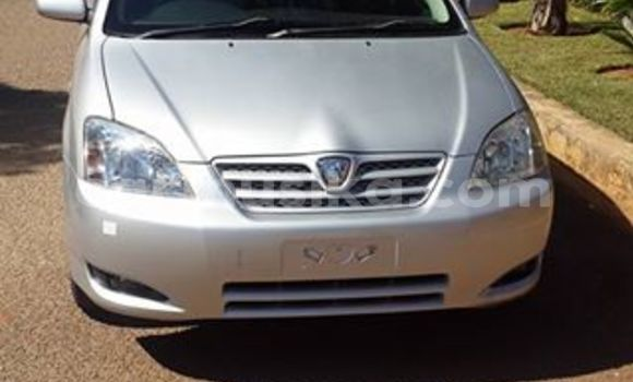 Buy Used Toyota Allex Silver Car in Alexandra Park in Harare