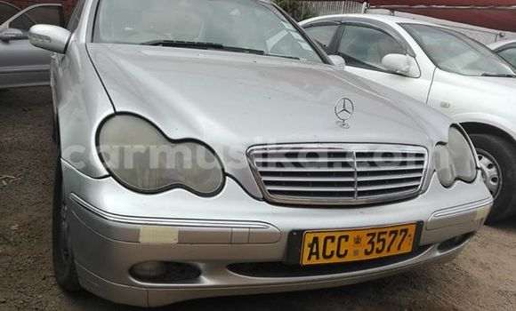 Buy Used Mercedes‒Benz C–Class Silver Car in Alexandra Park in Harare