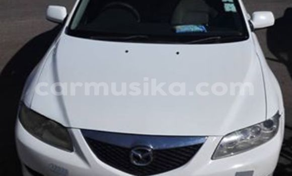 Buy Used Mazda Atenza White Car in Alexandra Park in Harare