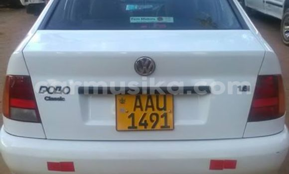 Buy Used Volkswagen Polo White Car in Alexandra Park in Harare
