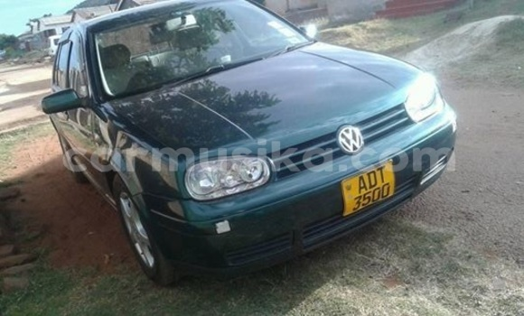 Buy Used Volkswagen Golf Green Car in Alexandra Park in Harare