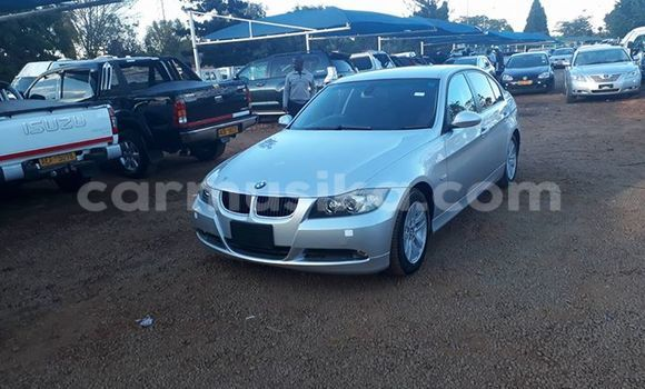 Buy Used BMW 3–Series Silver Car in Alexandra Park in Harare
