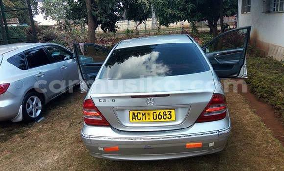 Buy Used Mercedes‒Benz C-Class Silver Car in Alexandra Park in Harare