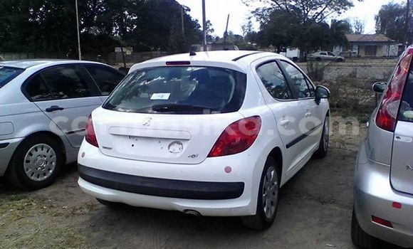 Buy Used Peugeot 206 White Car in Alexandra Park in Harare
