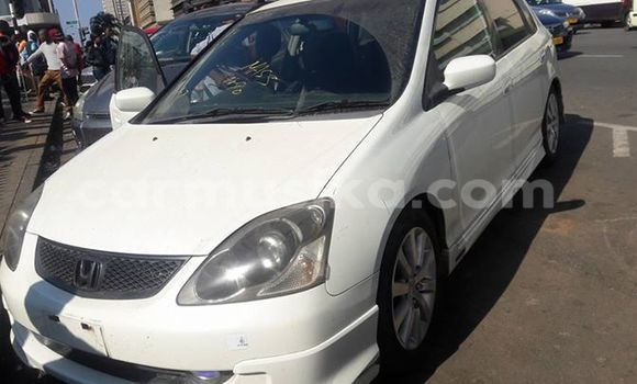 Buy Used Honda Civic White Car in Alexandra Park in Harare