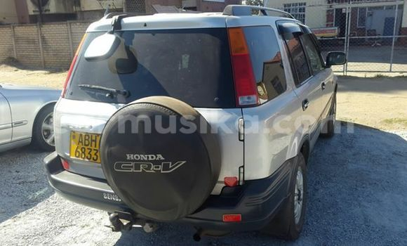 Buy Used Honda CR-V Silver Car in Alexandra Park in Harare