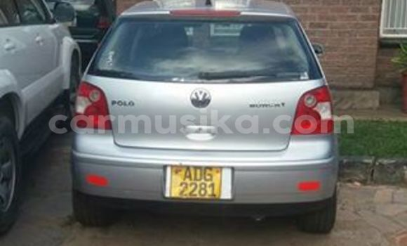 Buy Used Volkswagen Polo Silver Car in Alexandra Park in Harare