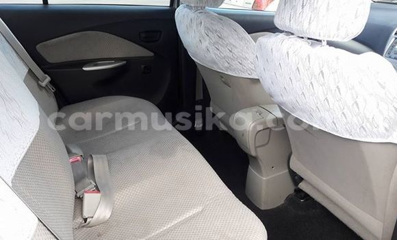 Buy Used Toyota Belta Silver Car in Alexandra Park in Harare