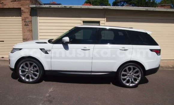 Buy Used Land Rover Range Rover White Car in Alexandra Park in Harare