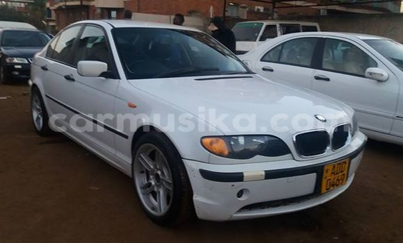 Buy Used BMW 3–Series White Car in Alexandra Park in Harare